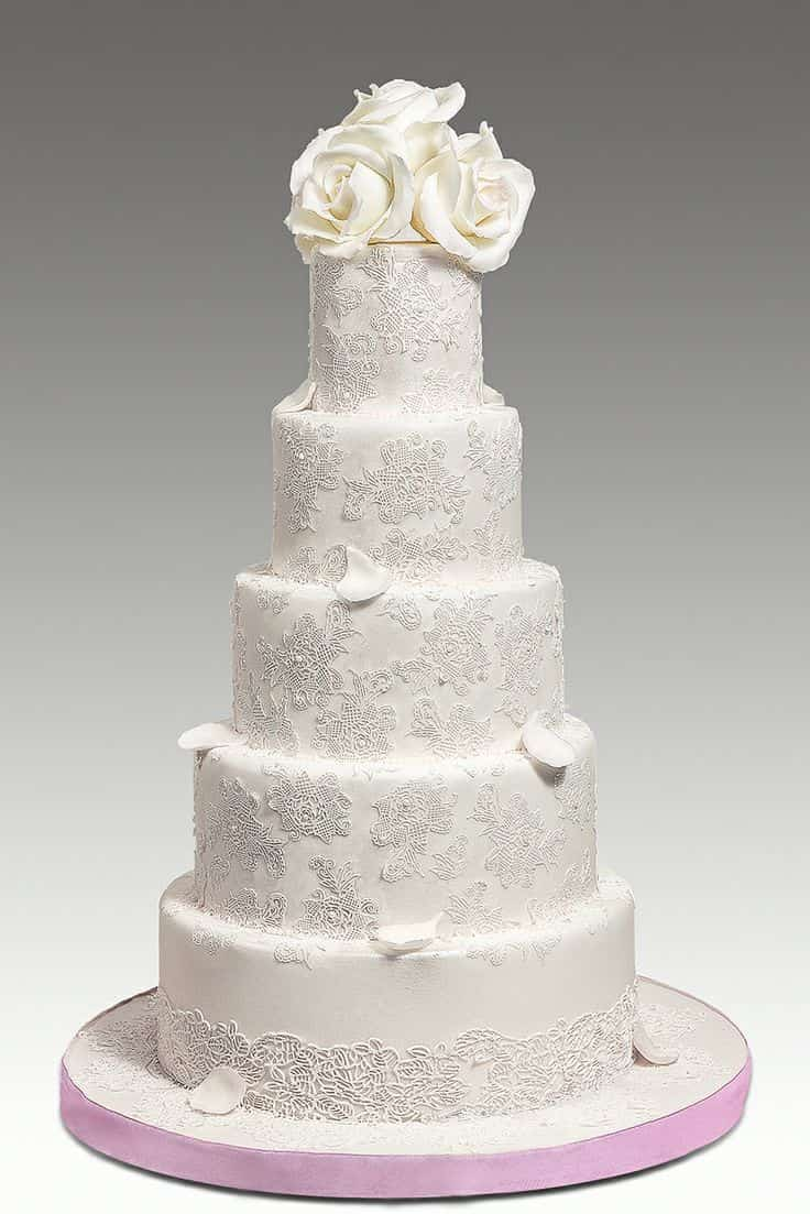 wedding cakes traditionally white what is your wedding cake style 25749
