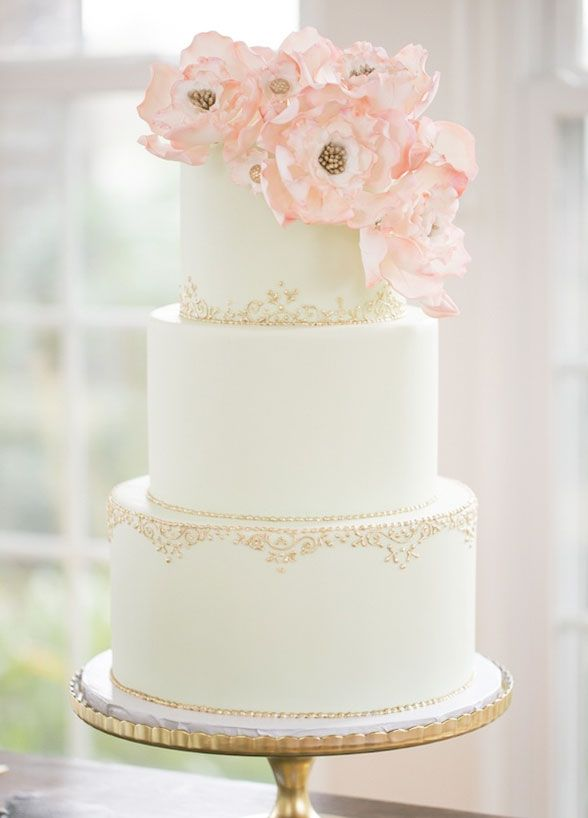 What Is Your Wedding Cake Style